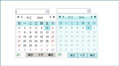 很好用的JS日历插件WdatePicker少量的代码简单的调用