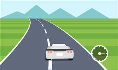 HTML5和jQuery赛车小游戏经典js小游戏