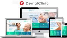 Bootstrap牙科门诊Html5模板牙齿美容网站模板|Dental
