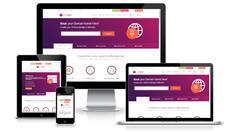 两套响应式虚拟主机服务网站HTML5模板_域名注册网站模板 - ICONHOST