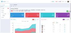 AmazeUI框架开发的简洁管理模板_自适用HTML后台模板