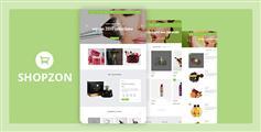 HTML5&CSS3化妆品电子商务模板_漂亮的单体商城UI设计 - Shopzone
