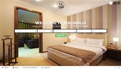 响应式酒店预订网站HTML5模板_简单酒店预订网站模板 - MAGNOLIA
