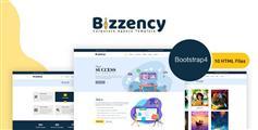 Bootstrap互联网公司网站HTML5模板