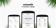 手机App网页模板Html5手机网站UI模板|Smooth