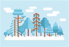 JS+CSS3实现卡通季节变化网页背景特效代码