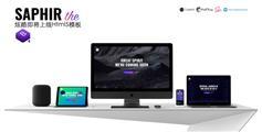 10种ComingSoon即将上线Bootstrap4模板|SAPHIR