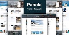 大氣酒店網站Bootstrap&HTML5模板