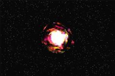 HTML5 Canvas繪制銀河系特效