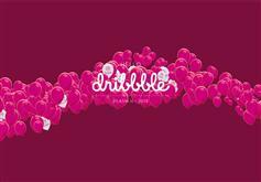 HTML5粉色气球飘过动画特效