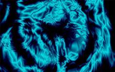 纯CSS3水波纹混合元素动画特效