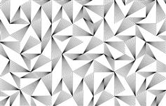 H5 3D六角菱形图案动画特效