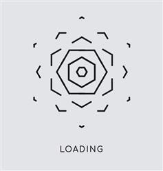 CSS3六边形波纹加载动画特效