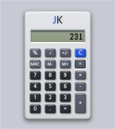 JS科学计算器在线工具代码